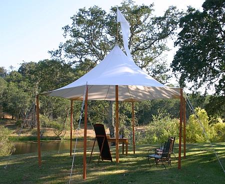 16round bridal tent