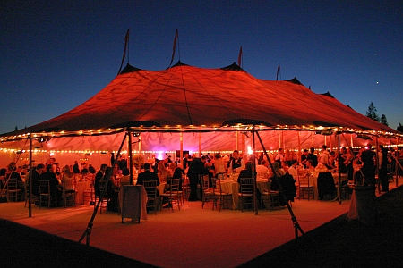 menlo circus club outside night