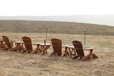 GG adirondack chairs