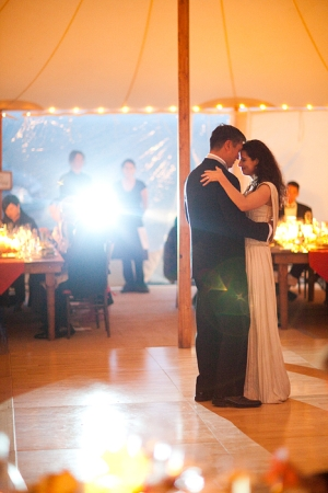 GG bride and groom first dance
