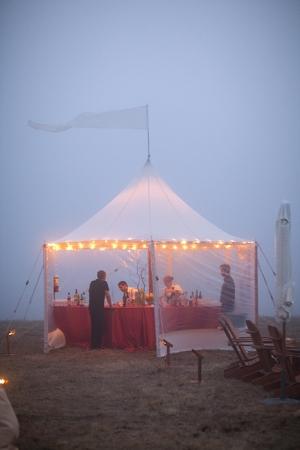 GG round bar tent