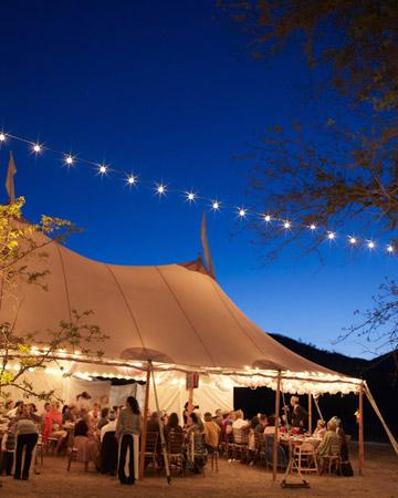 eunice tent night