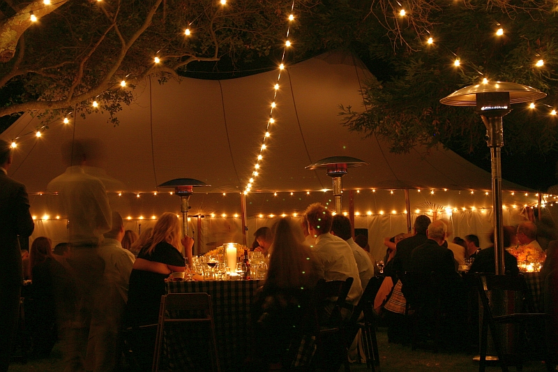 Lighting Zephyrtents Sperry Sailcloth Tents For