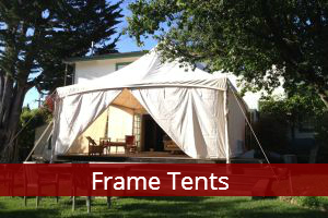 frame tent page photo