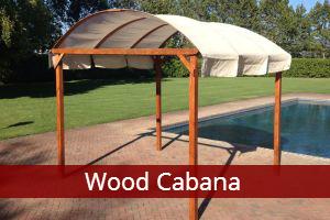 wood cabana page photo