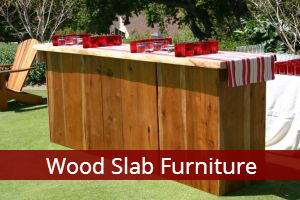 wood slab furniture page photo