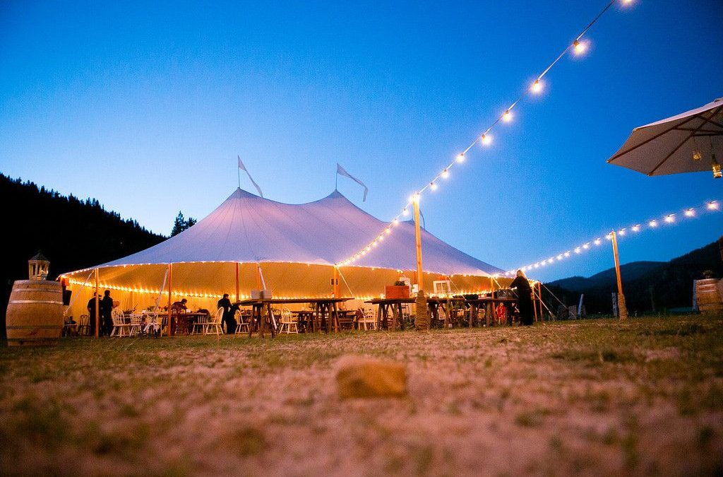 outdoor stretch tents for Concert