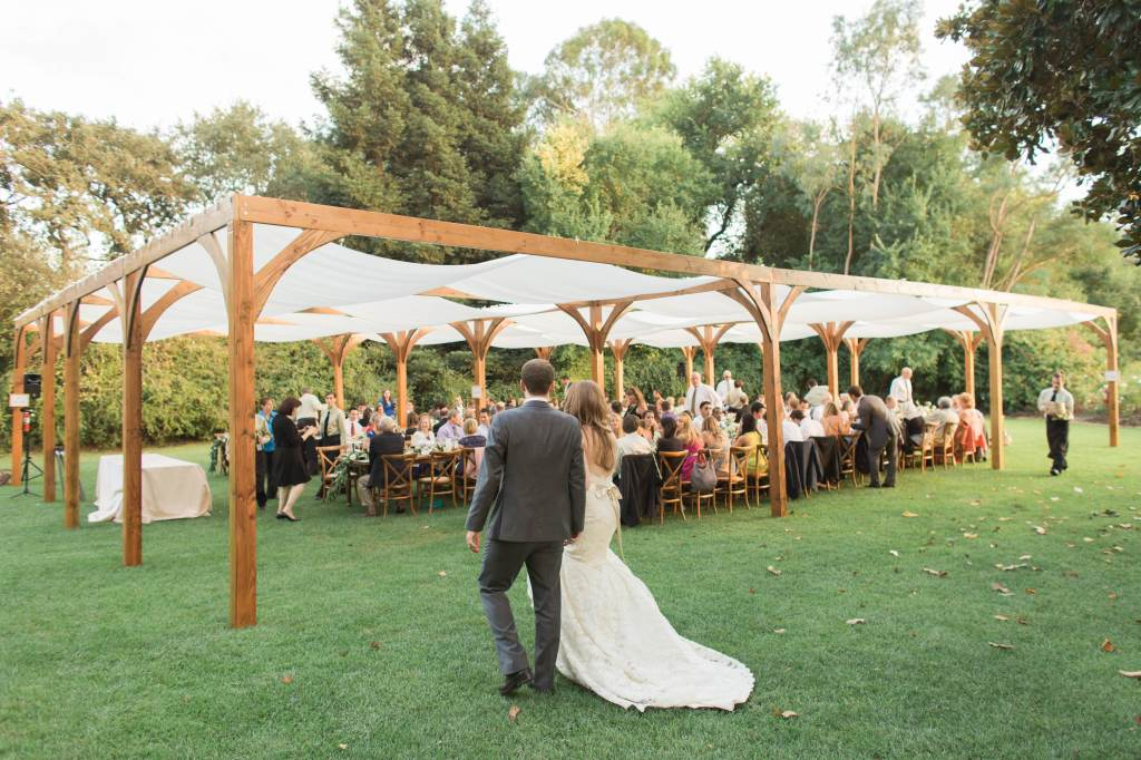 wood structure bride and groom - carlie statsky