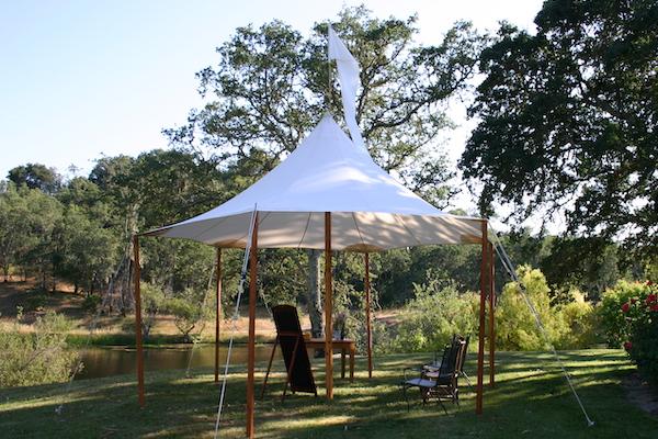 16' Round Sperry Tent