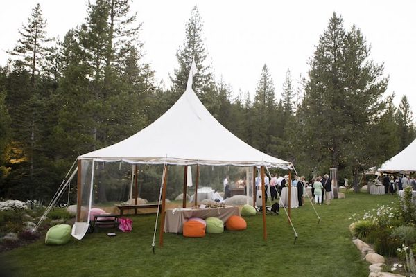 24' Round Sperry Tent