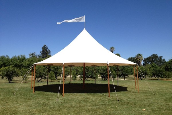 32' Round Sperry Tent