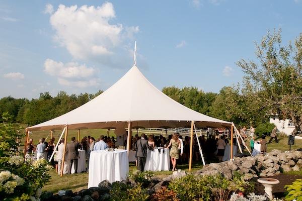 46' Round Sperry Tent