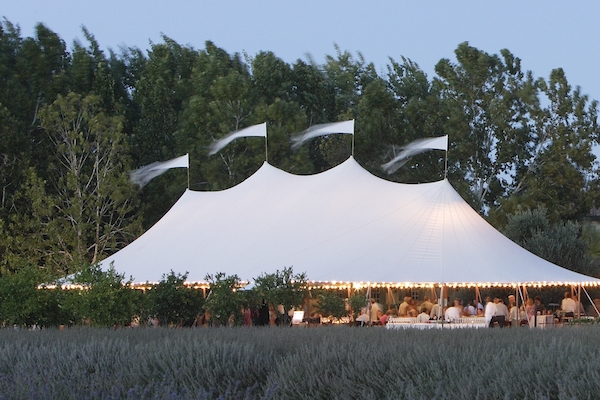 46 x 105' Sperry Tent