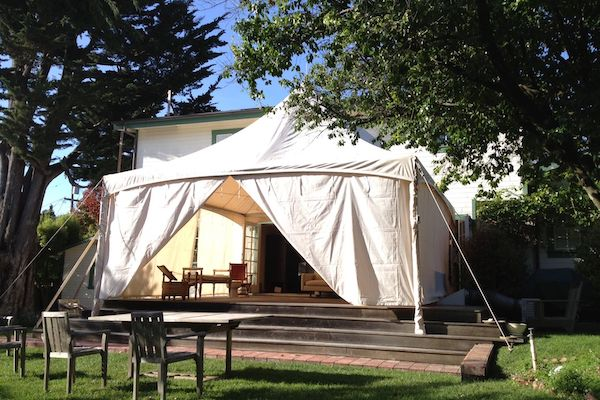Small Frame Tents